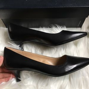 Naturalizer women shoes heels size 7 black w/ box